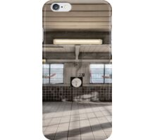 Acton Town Tube Station iPhone Case/Skin