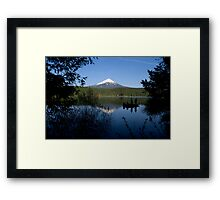 McLoughlin Weekend Framed Print