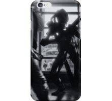 Angel Tube Station iPhone Case/Skin