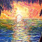 Ocean Sunrise #II by Arobi01