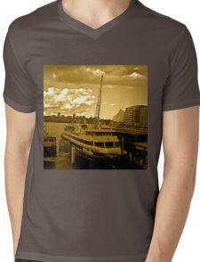The Queenscliff Mens V-Neck T-Shirt