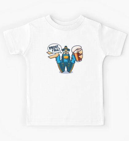 Prost, Y'all Kids Tee
