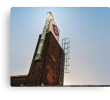 Boston Manor Tube Station Canvas Print