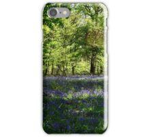 Magical Bluebells iPhone Case/Skin