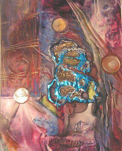 Genesis  by JVandebrooke