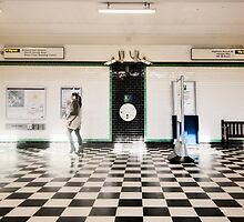 Brent Cross Tube Station by AntSmith