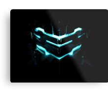 Dead Space - Isaac Clarke - Dark Metal Print