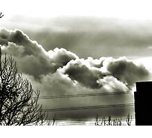 Between Storms Photographic Print