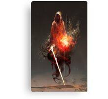 Acolyte of Embers Canvas Print