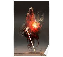 Acolyte of Embers Poster