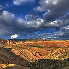 NM Valley by B Spencer