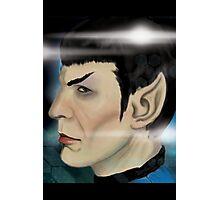 Everyone's Favorite Vulcan - Spock Photographic Print