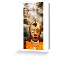 Glenn Beck: The Plan Receiver Greeting Card