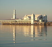 Cunningham pier - Geelong by jacksons