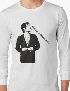 Vanity Chuck Long Sleeve T-Shirt