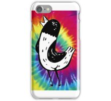 Hank The Pigeon Tie Dye iPhone Case/Skin
