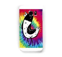 Hank The Pigeon Tie Dye Samsung Galaxy Case/Skin