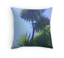 New Zealand Cabbage Throw Pillow