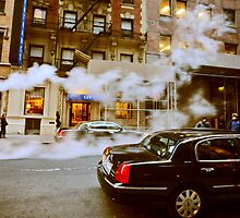 New York Minute by Can Berkol