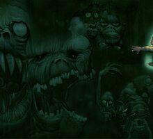 In the Darkest Corners by Jonathan Nelson