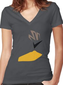 Farfetch'd Women's Fitted V-Neck T-Shirt