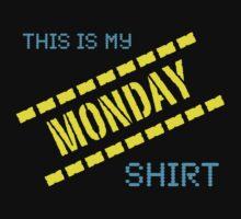 My Monday Shirt Kids Tee