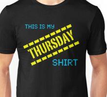 My Thursday Shirt Unisex T-Shirt