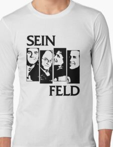 Black Flag / Seinfeld Tee Long Sleeve T-Shirt