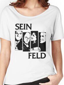 Black Flag / Seinfeld Tee Women's Relaxed Fit T-Shirt