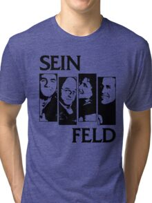 Black Flag / Seinfeld Tee Tri-blend T-Shirt