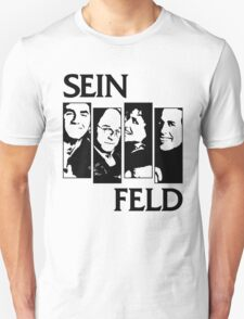 Black Flag / Seinfeld Tee T-Shirt
