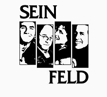 Black Flag / Seinfeld Tee Unisex T-Shirt