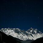 Everest Under the Stars 2 by Richard Heath