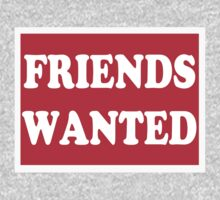Friends Wanted by Verbal72