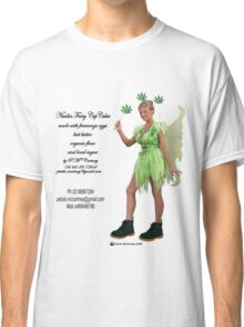Green Fairy Classic T-Shirt