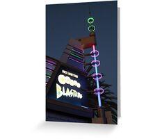 Buzz Lightyear Astro Blaster Greeting Card