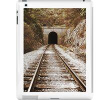 Blue Ridge Tracks iPad Case/Skin