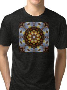 The Watcher's Dream Tapestry Tri-blend T-Shirt