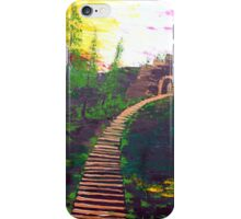 """""""Reminiscence of childhood"""" iPhone Case/Skin"""
