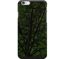 The Dark side of the Woods iPhone Case/Skin