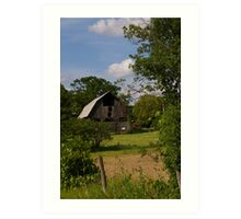 Early June..... out in the Country.... Art Print