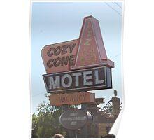 The Cozy Cone Motel Poster