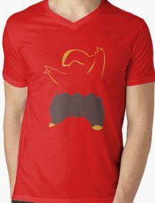 Drowzee Mens V-Neck T-Shirt