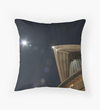 Sydney Opera House (Stargazing) Throw Pillow