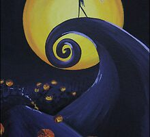 The Nightmare before Christmas by lins