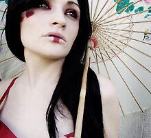 Geisha  by SarahBethFaison