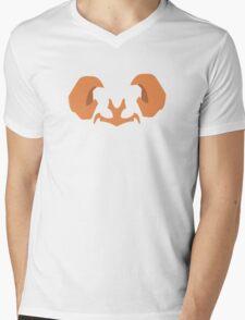 Krabby Mens V-Neck T-Shirt