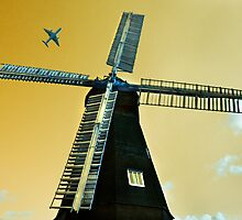 WindPower x 2 by Geoff Carpenter