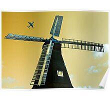 WindPower x 2 Poster