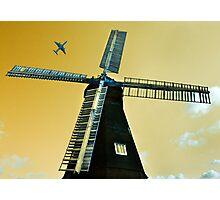 WindPower x 2 Photographic Print